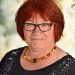 Frau Wieczorek geht in den Ruhestand.